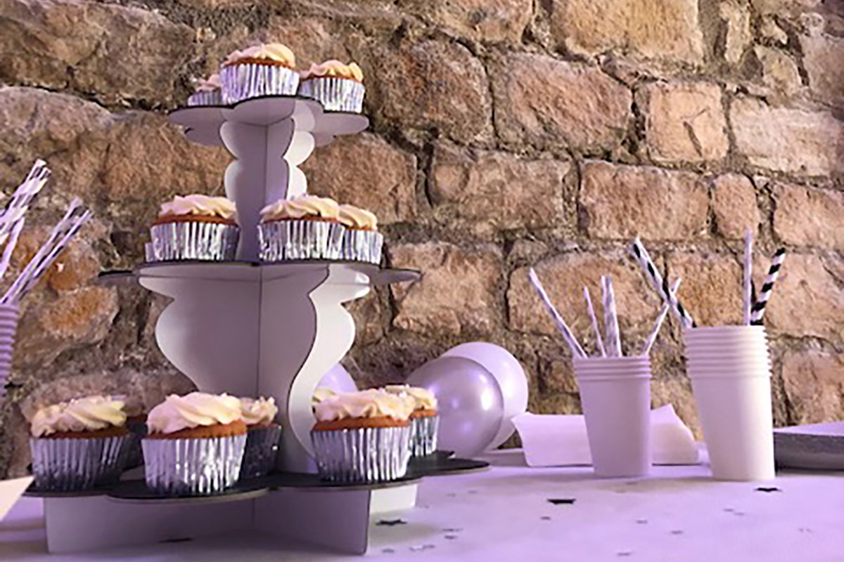 Cupcakes pour un anniversaire